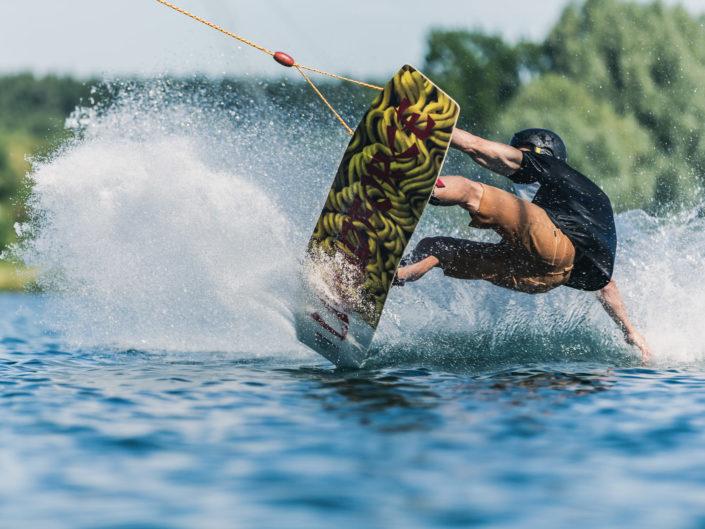 Wakeboard- Une saison au WakeGarden Beauvais